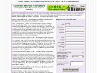 conservatories-in-yorkshire.co.uk Thumbnail