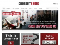 crossfit806.com