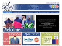 Itsseweasytv.com - It's Sew Easy