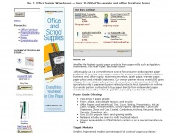 1officesupply.us Thumbnail