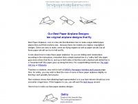 bestpaperairplanes.com