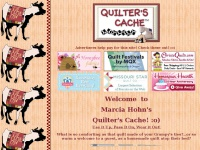 Quilterscache.com - The Quilter's Cache - Marcia Hohn's free quilt patterns!