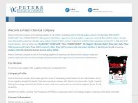 peterschemical.com