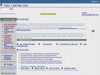 nilechemicals.com