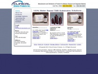 clinicalscienceproducts.com