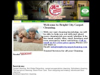 Bright City Carpet Cleaning