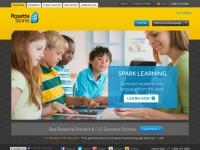 Rosettastoneclassroom.com - Official Rosetta Stone® - Learn a Language Online - Language Learning