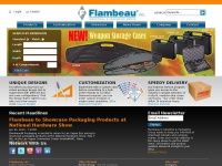 Home | Flambeau Cases