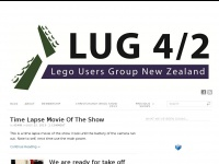 LUG 4/2 | The LEGO User Group of New Zealand