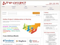 The-project.co.uk