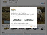 Koolchev.com - Kool Chevrolet in Grand Rapids | Serving Lowell and Wyoming, MI | Shop-Click-Drive