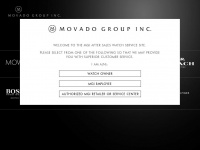 Mgiservice.com - Customer Service : Watch Repair | Movado Group Inc.