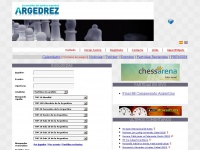 Argedrez - The best chess games database