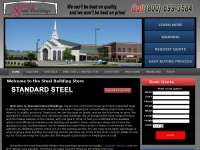 standardsteelbuildings.com