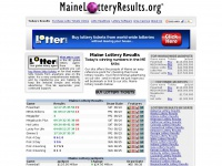 mainelotteryresults.org