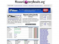 missourilotteryresults.org