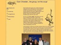 clamchowdermusic.com