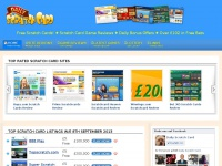 Free Scratch Card Offers. Online Scratch Cards! | Daily Scratch Card Offers and Bonuses!