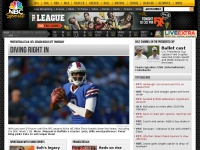 Msnbcsports.com - Sports News Headlines - NFL, NBA, NHL, MLB, PGA, NASCAR - Scores, Game Highlights, Schedules & Team Rosters - NBC Sports