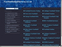 footballtalentfactory.co.uk