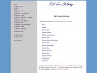 tallsizeclothing.co.uk