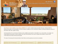 New Mexico Home Builders Association | Welcome to the NMHBA
