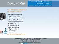 Techs-on-call.biz