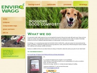 EnviroWagg : dog waste compost, dog poop compost, doggone good