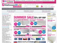 mattressesworld.co.uk Thumbnail