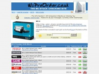 wiipreorder.co.uk Thumbnail