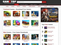 Gametop.com - Free Games Download - Full Free PC Game