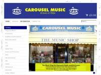 carousel-music.co.uk Thumbnail