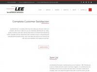 leemechanical.com