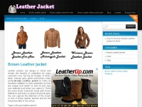 brownleatherjacket.org