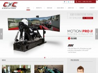 Cxcsimulations.com - CXC Simulations - Professional Racing Simulator & Flight Simulator for home use