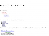 kenshukan.net Thumbnail