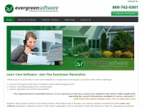 Lawn Care Software - EverGreen