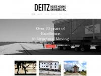 deitzhousemovers.com