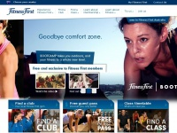 Fitness First Australia | Gyms and Health Clubs