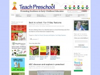 teachpreschool.org Thumbnail