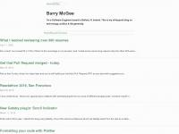 barrymcgee.co.uk