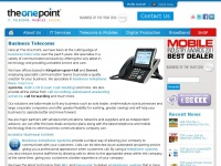 Theonepointtelecoms.co.uk