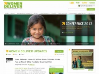 womendeliver.org Thumbnail