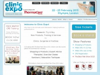 clinicexpo.co.uk