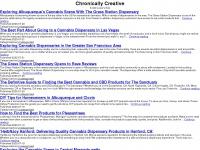 Chronicallycreative.net