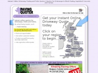 pavingquoter.co.uk Thumbnail
