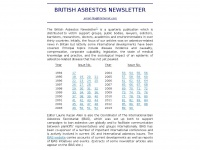 Britishasbestosnewsletter.org