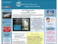 Soap-making-resource.com - Complete Soap Making Supplies and Tutorial Resource