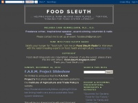 Food-sleuth.blogspot.com
