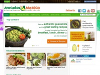 Avocadosfrommexico.com - Avocados From Mexico: Everyday Avocado Recipes and Guacamole Recipes